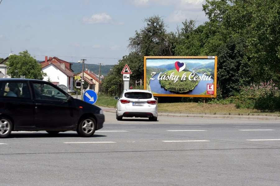 Reklamní plocha č. 3241365 - Billboard, Vyškov, Brněnská /Nosálovská příjezd od Brna,D1,dc