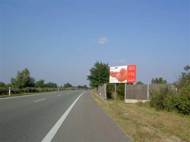 Reklamní plocha č. 7400477 - Billboard, Sobotovice, RK, Wien - Brno Provoz automobilů - velmi silný