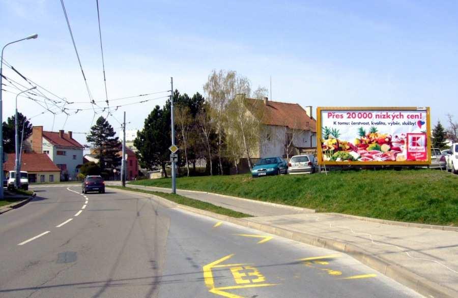 Reklamní plocha č. 3200683 - Billboard, Brno - Slatina, Zlínská ALBERT sm.Tilhonova,dc