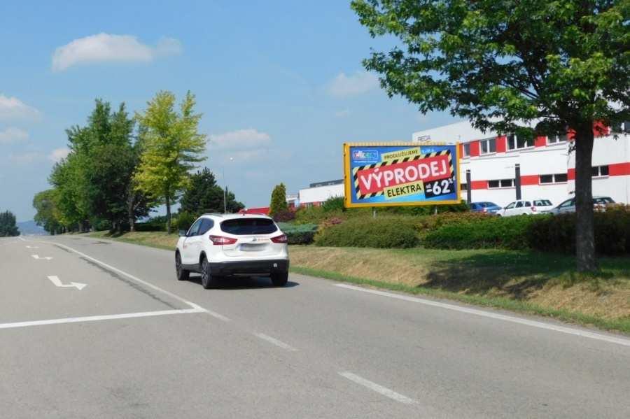 Reklamní plocha č. 3203387 - Billboard, Brno - Slatina, Hviezdoslavova /Mikulčická příjezd od Olomouce,D1,dc