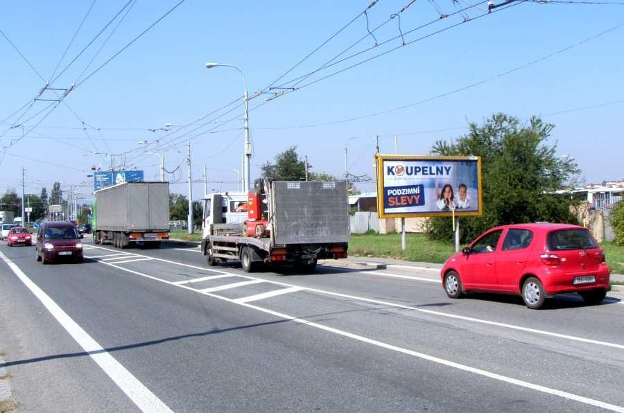 Reklamní plocha č. 3204097 - Billboard, Brno - Slatina, Hviezdoslavova /Řípská LIDL příjezd od Olomouce,D1,dc
